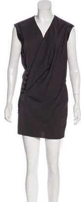 AllSaints Woven Mini Dress w/ Tags
