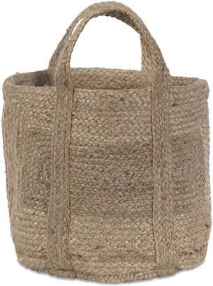 Nkuku Braided Hemp Basket