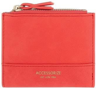Accessorize Bella Wallet Purse - Red