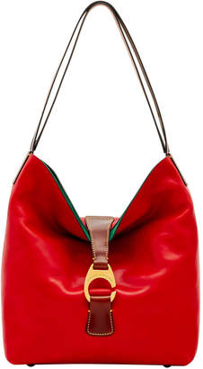Dooney & Bourke Derby Florentine Large Hobo