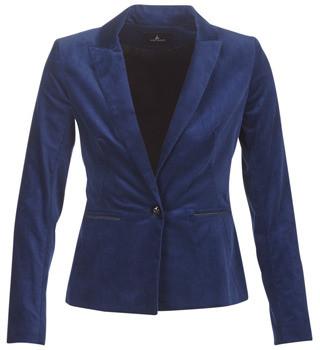 One Step DIAMANT women's Coat in Blue
