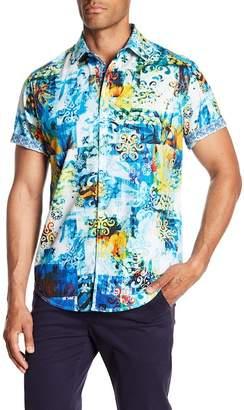 Robert Graham Trenkle Printed Classic Fit Shirt