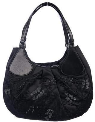 Prada Satin Evening Bag