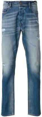 Diesel light-wash jeans