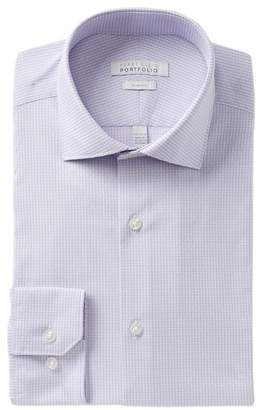 Perry Ellis Slim Fit Dress Shirt