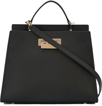 Zac Posen Earthette Double Compartment tote