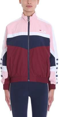 Fila Pink-multi Cotton Sweater
