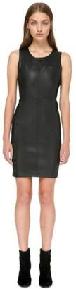 Mackage Paloma Leather Dress