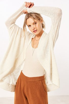 BDG Brady Textured Cocoon Cardigan $49 thestylecure.com
