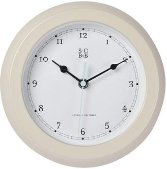 Sophie Conran Burgon & Ball Garden Clock - Cream