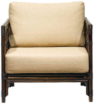 Selamat Eloise Rattan Lounge Chair - Wheatberry