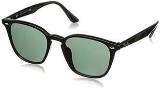 Ray-ban Square Sunglasses - Black blue - ShopStyle 9677524489c3