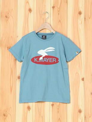 Kriff Mayer (クリフ メイヤー) - KRIFF MAYER (K)ブランドロゴT(SURF) クリフメイヤー カットソー