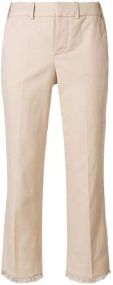 Zadig & Voltaire Zadig&Voltaire cropped tailored trousers