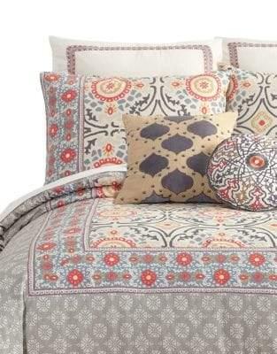 Jessica Simpson Puebla Cotton Duvet Cover Set