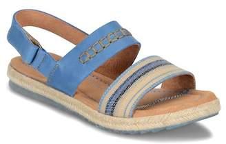 Børn Vigan Jute Platform Sandal