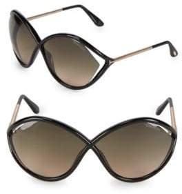 eb3750a96c ... Tom Ford 70MM Oversized Sunglasses