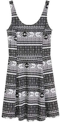 H&M Jersey Dress - White