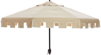 One Kings Lane Nina Patio Umbrella - Tan