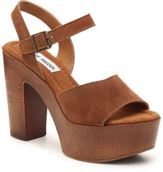 Steve Madden Clique Platform Sandal - Women's