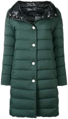 Herno puffer midi coat