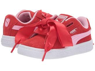 Puma Kids Suede Heart Radicals (Toddler) f8df66771