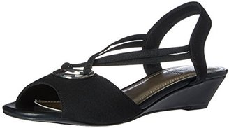 Impo Women's Radar Wedge Sandal $60 thestylecure.com