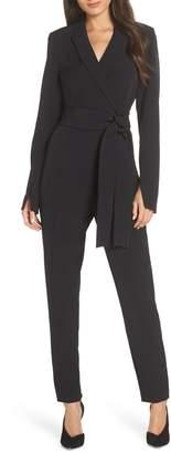 Ever New Tuxedo Jumpsuit