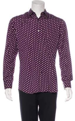 Paul Smith Woven Dress Shirt
