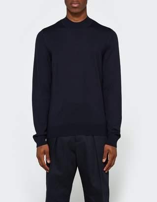 Maison Margiela Mock Neck Sweater