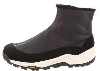 Our Legacy Bearfoot Shearling Boots