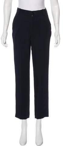 Marc by Marc Jacobs Mid-Rise Straight-Leg Pants