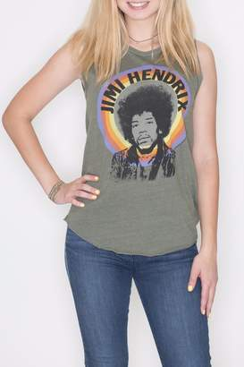 Junk Food Clothing Jimi Hendrix Tank