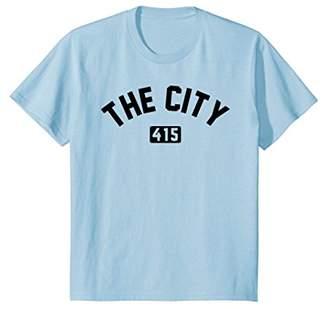The City 415 San Francisco Classic City T-Shirt