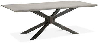 One Kings Lane Industry Dining Table - Ash Gray