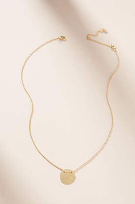 Anthropologie Delicate Geometry Necklace