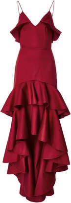 Zafina Ruffle Dress