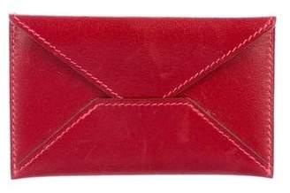 Hermes Box Envelope Card Case