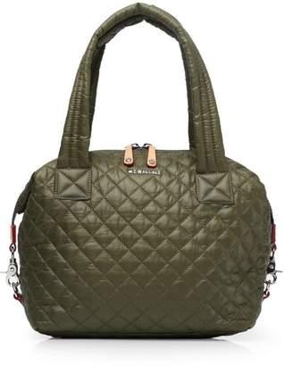 MZ Wallace Medium Sutton Pine Bag