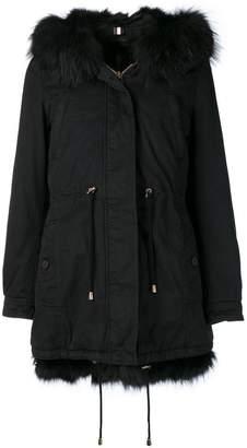 Alessandra Chamonix classic fur lined parka coat