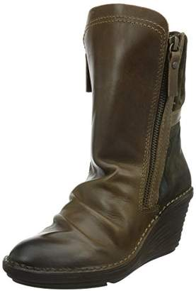 Fly London Women's Simi Slouch Boots
