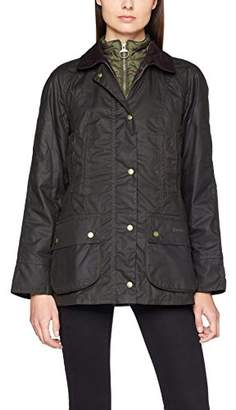 Barbour Women's Hartwell Wax Classic Country Jacket,UK