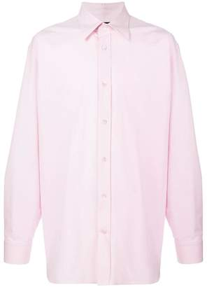 Raf Simons classic plain shirt