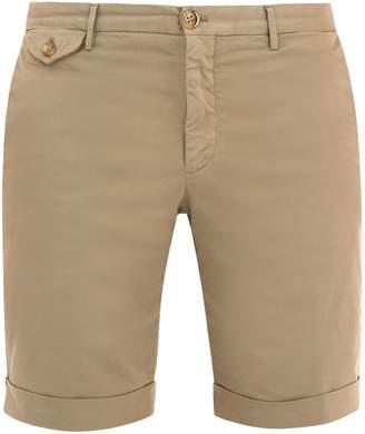 Incotex Slim-fit chino shorts