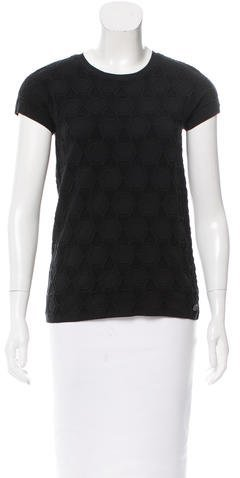 Chanel 2016 Textured Top