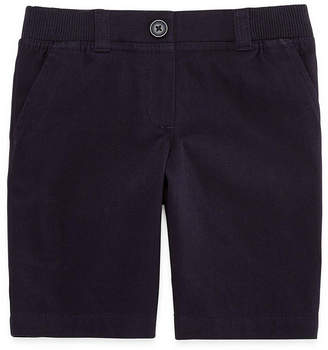 Izod EXCLUSIVE Exclusive Twill Bermuda Shorts - Preschool Girls