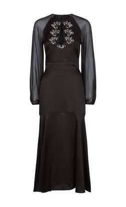 Temperley London Nile Midi Dress