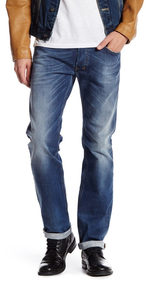 Diesel Diesel Safado Regular Slim-Straight Jean