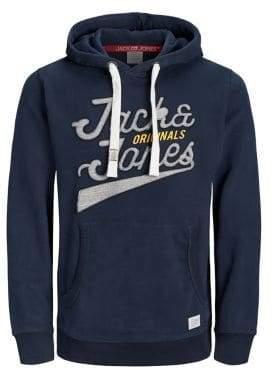Jack and Jones Jorfara Cotton Hoodie