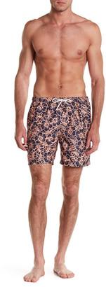 Trunks San O Charm Floral Swim Trunk $54 thestylecure.com